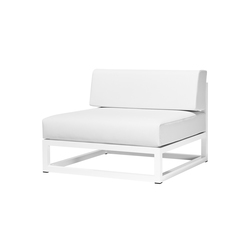 Nude centre module | Garden armchairs | Bivaq