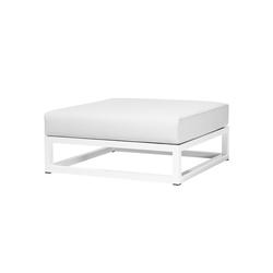 Nude footstool module | Poufs | Bivaq