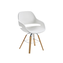 Eva | 2266 | Restaurant chairs | Zanotta