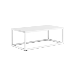 Club low table 100x50 | Tavoli bassi da giardino | Bivaq