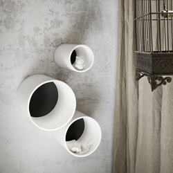 Hole Shelf | Bath shelving | Rexa Design