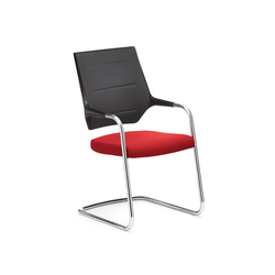 quarterback | Visitors chairs / Side chairs | Sedus Stoll
