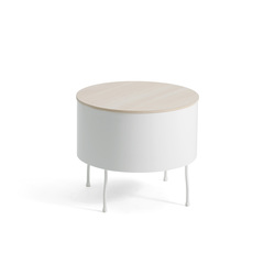 Green Pedestals | Lounge tables | OFFECCT
