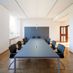 m-pur | Conference tables | planmöbel