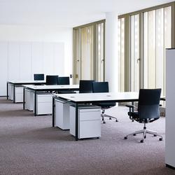 m-pur | Desking systems | planmöbel