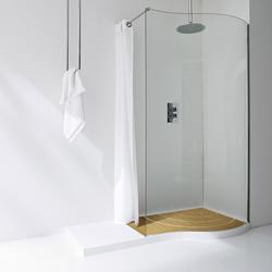 Boma Duschplatte und Schliessung | Duschkabinen | Rexa Design