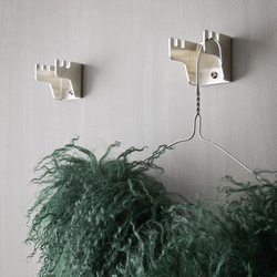 Ergo_nomic Coat hangers | Towel hooks | Rexa Design