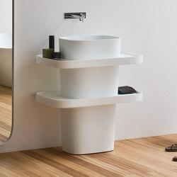 Fonte Vasque Totem | Meubles lavabos | Rexa Design
