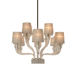 Bramante Chandelier | Ceiling suspended chandeliers | Baroncelli