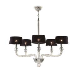Matteo Chandelier | Ceiling suspended chandeliers | Baroncelli