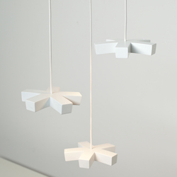Silver Light | Suspended lights | Nemo