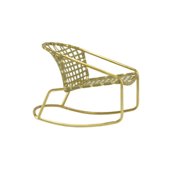 Kantan II Rocker | Garden armchairs | Brown Jordan