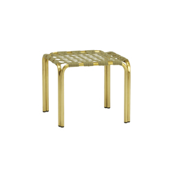 Kantan II Occasional Table / Stacking Stool | Gartenhocker | Brown Jordan