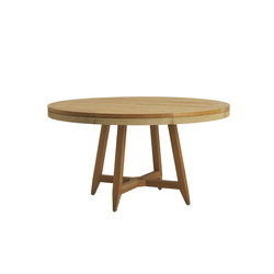 Marin 54'' Rd Dining Table | Dining tables | Brown Jordan