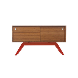 Elko Credenza Small - Bamboo | Sideboards | Eastvold Furniture