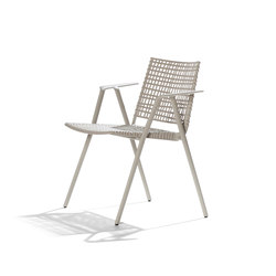 Branch Armchair | Garden chairs | Tribù