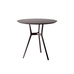 Branch Round Bistro Table | Cafeteria tables | Tribu