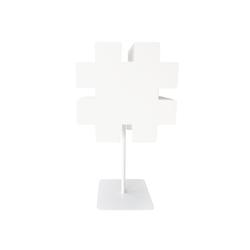 Typographia Lamp | Free-standing lights | TABISSO