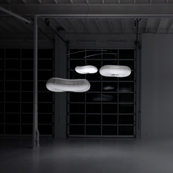 cloud softlight mobile | General lighting | molo