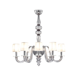 Davide Chandelier | Ceiling suspended chandeliers | Baroncelli