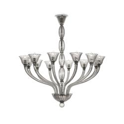Zeus Chandelier | Ceiling suspended chandeliers | Baroncelli
