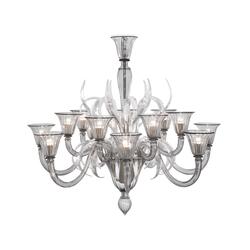 Artemis Chandelier | Ceiling suspended chandeliers | Baroncelli