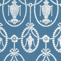 Hamilton Urns A wallpaper | Carta parati / tappezzeria | Adelphi Paper Hangings