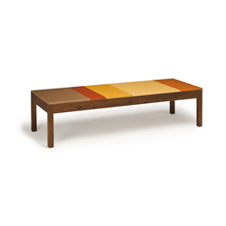 5 Piece Top Cofe Table / Bench | Tavolini salotto | Sandback