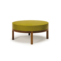 Round Thick Top Table #1   Coffee tables   Sandback