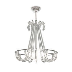 Leopoldo Chandelier | Ceiling suspended chandeliers | Baroncelli