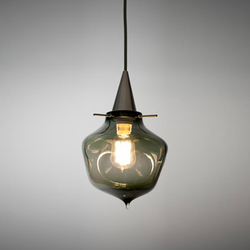 Small quad Rock in grey | Illuminazione generale | Jamie Harris Studio