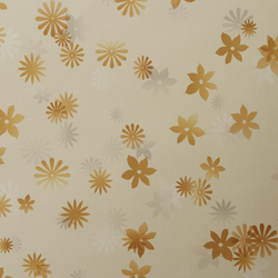 Bloom Honeybee wallcovering | Papeles pintados | Wolf-Gordon