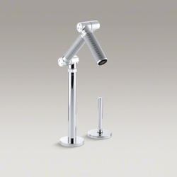 Karbon® single-handle deck-mount bathroom sink faucet | Wash basin taps | Kohler