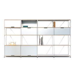 STM2 Shelf system | Office shelving systems | THISMADE