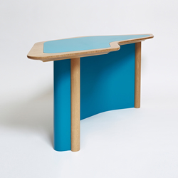 Confessional Buro Table | Individual desks | Karen Chekerdjian