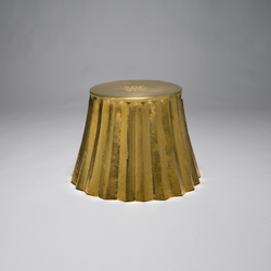 Cookie Paper stool | side table | Tables d'appoint | Karen Chekerdjian