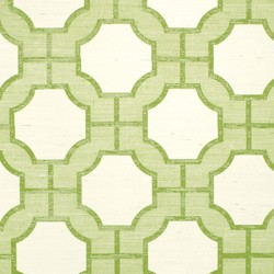 Imperial Gates Green and Key Lime | Wall coverings | Phillip Jeffries