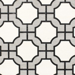Imperial Gates Grey and Black | Wall coverings | Phillip Jeffries