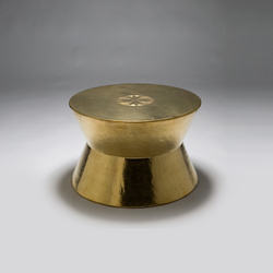 Derbakeh stool | side table | Tables d'appoint | Karen Chekerdjian