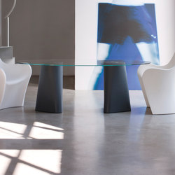ADAM | Dining tables | B-LINE