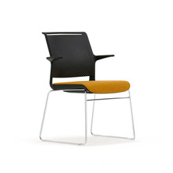 Ad-Lib Skid ADL11A | Visitors chairs / Side chairs | Senator