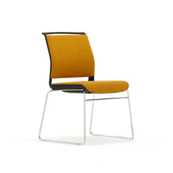 Ad-Lib Skid ADL6 | Visitors chairs / Side chairs | Senator