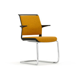 Ad-Lib Cantilever ADL8A | Visitors chairs / Side chairs | Senator