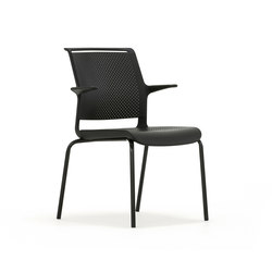 Ad-Lib Four Leg ADL2A | Visitors chairs / Side chairs | Senator
