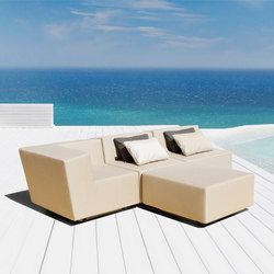 LOOPy Sofa | Gartensofas | April Furniture