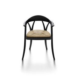 Donzella | Restaurant chairs | De Padova