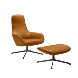 Kent | 896 | Lounge chairs | Zanotta