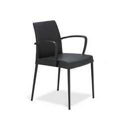 Perla chair low | Visitors chairs / Side chairs | Jori
