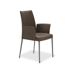 Perla chair high | Visitors chairs / Side chairs | Jori