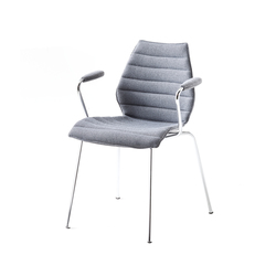 Maui soft | Visitors chairs / Side chairs | Kartell